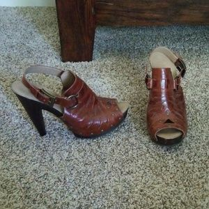 Shoes - Jessica Simpson Heels Size 9